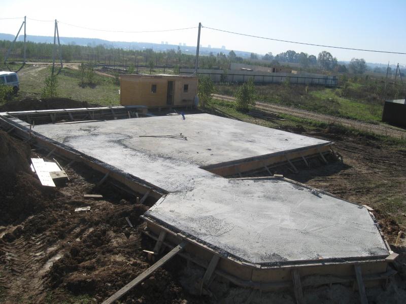 Проектирование оснований и фундаментов Подольский район