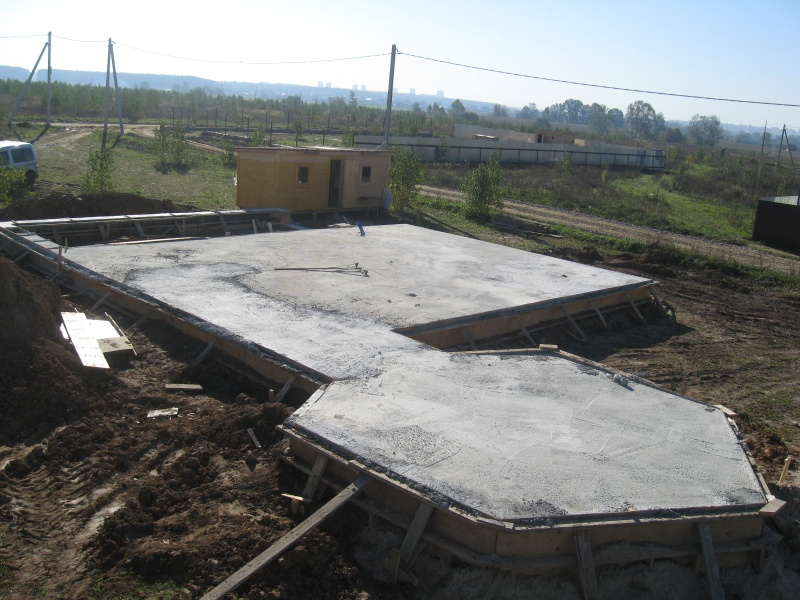 Установка свайно винтового фундамента цена под ключ в Красногорске